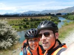 Mountain bike excursion to Wanaka. Safety first people!