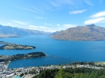Queenstown - perhaps the most gorgeous setting for a city we've ever seen.