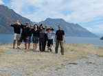 Active New Zealand tour crew